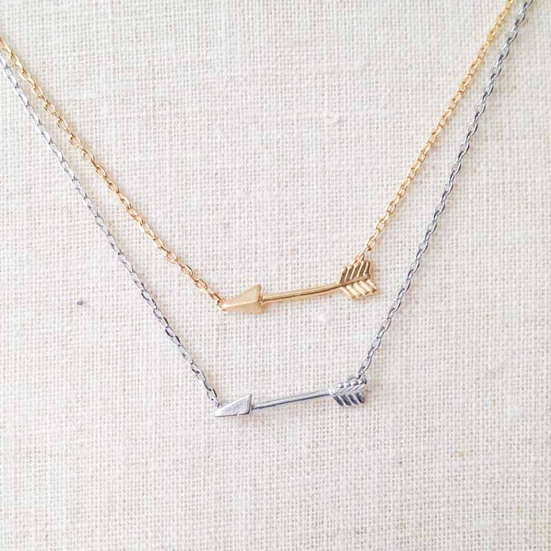 Tiny Arrow Necklace In Gold On Luulla. Bride Necklace. Green Jade Pendant. Male Bands. Heart Arrow Diamond. Cobalt Earrings. Pink Diamond Engagement Rings. Greek Engagement Rings. True Diamond